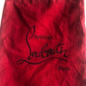 Christian Louboutin Other - Christian Louboutin Dustbag